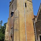 Selborne Church Tower by relayer51