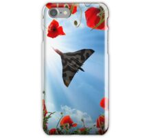 Vulcan Overhead iPhone Case/Skin
