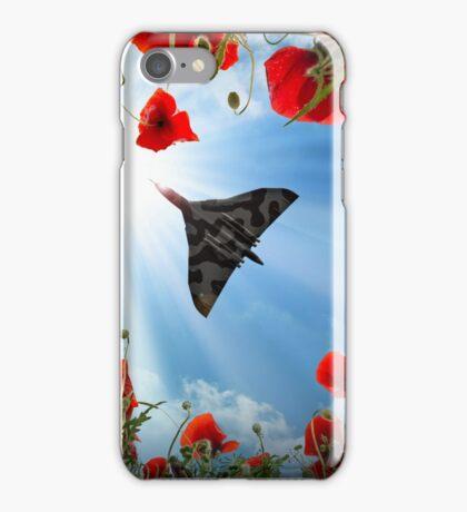 Vulcan Overhead iPhone Case/Skin