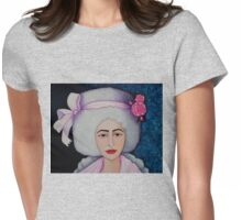 Luisa Toddi Womens Fitted T-Shirt