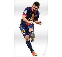 Messi Poster