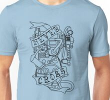 Never Cross (b) Unisex T-Shirt
