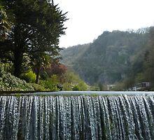 Cheddar upstream by rkdownton