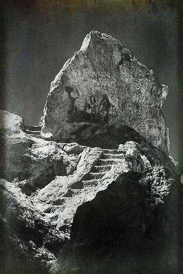 Indian Rock by Laurie Search