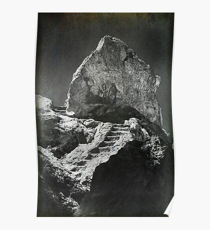 Indian Rock Poster