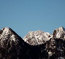 Peaks of Vancouver by olivia destandau
