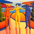 The three races by Alan Kenny