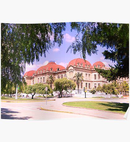 Cuenca University Poster