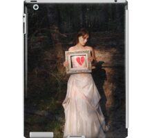 Dear Valentine iPad Case/Skin