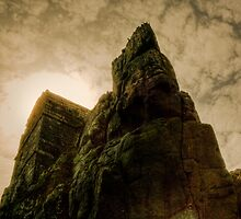 Sanctuary from the hounds of Hell by Photoplex