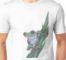 Red-Eyed Tree Frog Unisex T-Shirt