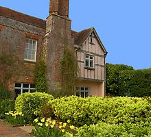 Pashley Manor by ColinBoylett