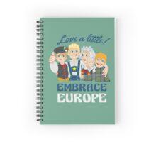Children of Europe Spiral Notebook