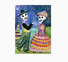 Katrin and Katrina - Day of the Dead Unisex T-Shirt