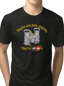 Fun with Carbs Tri-blend T-Shirt