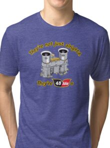 Fun with Carbs Tri-blend T-Shirt