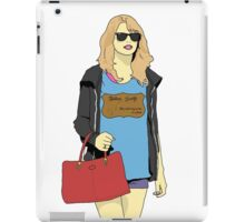 Taylor inception iPad Case/Skin