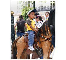 Cuenca Child III Poster