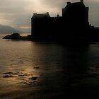 Eilean Donan, Scotland by Mark Lancaster