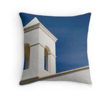 Belfry, Lanzarote Throw Pillow