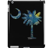 Starry Night Palmetto Moon iPad Case/Skin