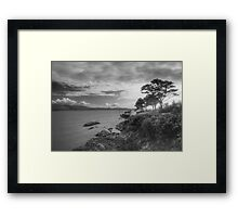 Kenmare River, Co. Kerry, Ireland Framed Print