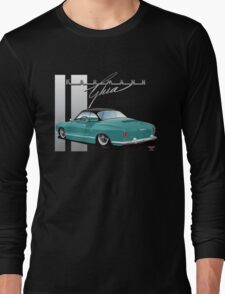 Ghia with a Black Hardtop Long Sleeve T-Shirt