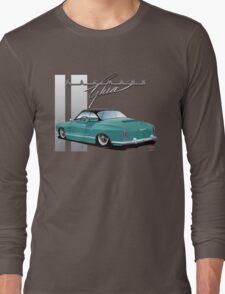 Ghia with a Black Hardtop Long Sleeve T-Shirt