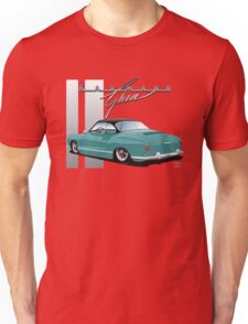 Ghia with a Black Hardtop Unisex T-Shirt