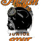 JUNIOR...MOTORCYCLES by Chris Goodwin