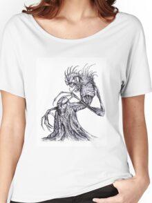 Skeletonus Necros Women's Relaxed Fit T-Shirt