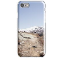 Walk in the Mountains iPhone Case/Skin