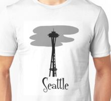 Seattle, Washington Travel Unisex T-Shirt