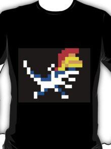 Falling dino T-Shirt