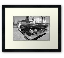 Suffolk County (NY) PD 50th Anniversary Framed Print