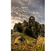 Roche Rock Photographic Print