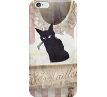 Bad Cat II iPhone Case/Skin