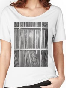 Vinyl 4 Life Women's Relaxed Fit T-Shirt