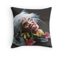 THE EVIL DEAD - in Fimo Throw Pillow