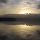 Late afternoon - Georges Bay St Helens Tas by CraftyThings