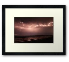 The Tempest Framed Print