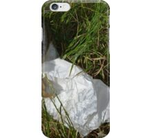 This is mine now! iPhone Case/Skin