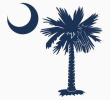 Blue Palmetto Moon by PalmettoTrading