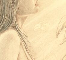 """""""Butterfly"""" by John D Moulton Sticker"""