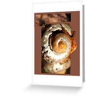 hope by mother earth Greeting Card
