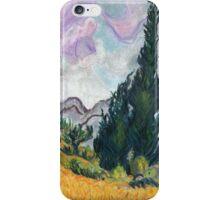 A Van Gogh Dream iPhone Case/Skin