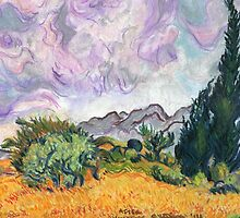A Van Gogh Dream by Kashmere1646