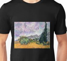 A Van Gogh Dream Unisex T-Shirt