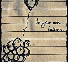 Balloon Blues by Fiona Christensen