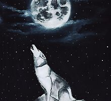 Howling At The Moon by natskilou